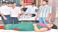 सुहाने मौसम में विश्व रक्तदाता दिवस पर अलीगढ़ ने दिखाया उत्साह