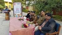 कानपुर के शकुंतला देवी शिक्षण संस्थान में हुई पुलिस की पाठशाला
