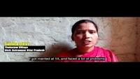 स्मार्ट बेटियां | 14 में शादी, 16 में मां बन गई दर्द के दरिया से गुजरी जिंदगी