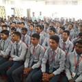भदोहीके बीपीएमजी पब्लिक स्कूल में हुई पुलिस की पाठशाला।