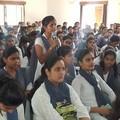 मथुरा के बीएसए महाविद्यालय में हुई पुलिस की पाठशाला।