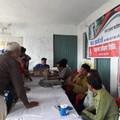 उन्नाव के बाढ़ प्रभावित क्षेत्र में 266 मरीजोंका निःशुल्क स्वास्थ्य परीक्षण।
