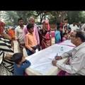 कानपुर देहात के सहतावनपुर गांव में निःशुल्क स्वास्थ्य शिविर का आयोजन।