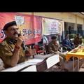 आजमगढ़ के सेंट जेवियर्स हाईस्कूल में हुई पुलिस की पाठशाला