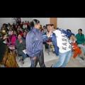मिर्जापुर केग्लोबस कॉलेज ऑफ़ आईटी एंड मैनेजमेंट में छात्राओं को दी गई मार्शल आर्ट की ट्रेनिंग