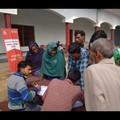 पुनर्भूग्रंट गांव में 486लोगों का निःशुल्क स्वास्थ्यपरीक्षण