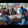 मुरादनगर स्थितशनि मंदिरमें 45 युवाओं नेकिया रक्तदान