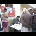 मुरादाबाद के गिदौड़ गांव में 244 लोगों का निःशुल्क स्वास्थ्यपरीक्षण