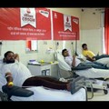 राष्ट्रीय स्वैच्छिक रक्तदान दिवस पर 3126 लोगों ने किया महादान