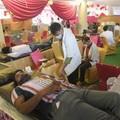 विश्व रक्तदाता दिवस के मौके पर 67 शहरों में 2741 लोगों ने किया महादान
