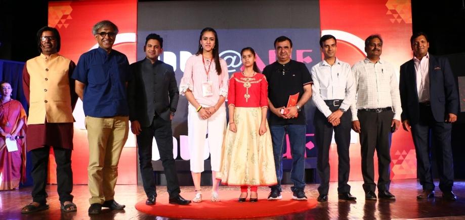 नज़रिया-जो जीवन बदल दे के मंच पर मेहनत और हौसले के धुरंधरों ने बयां की जीत की कहानी 26 मई को नई दिल्ली में।