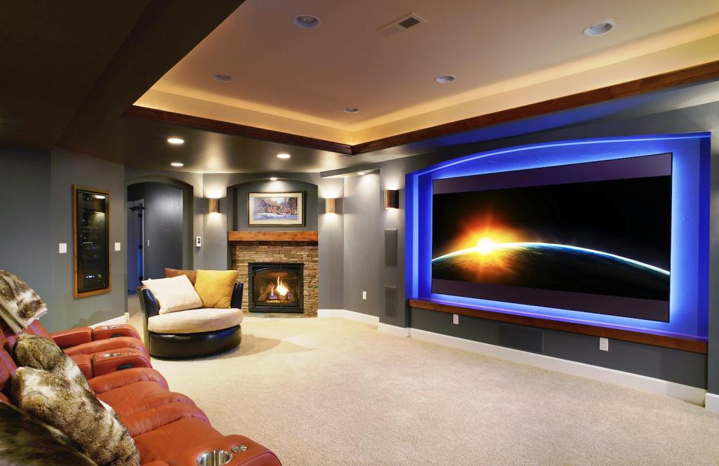 How To Remodel Your Basement On A Budget HomesAce New Basement Remodeling Cincinnati