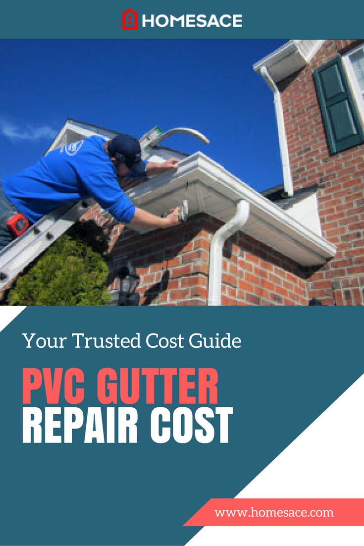 Cost To Repair Pvc Gutters Estimates Prices