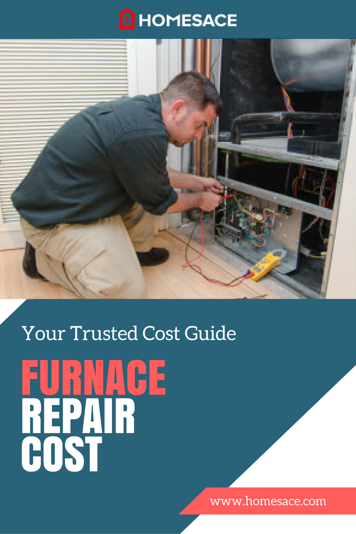 Average cost to replace a furnace - Furnace Repair Cost
