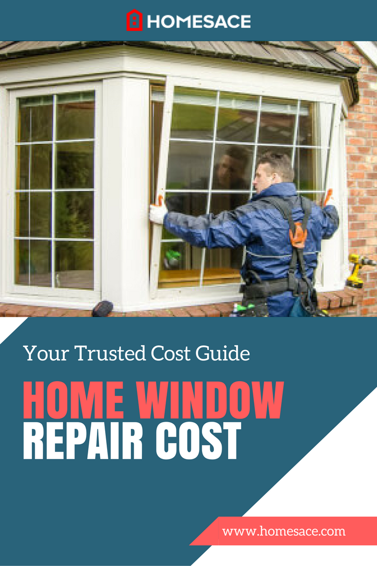 Home Window Repair Cost