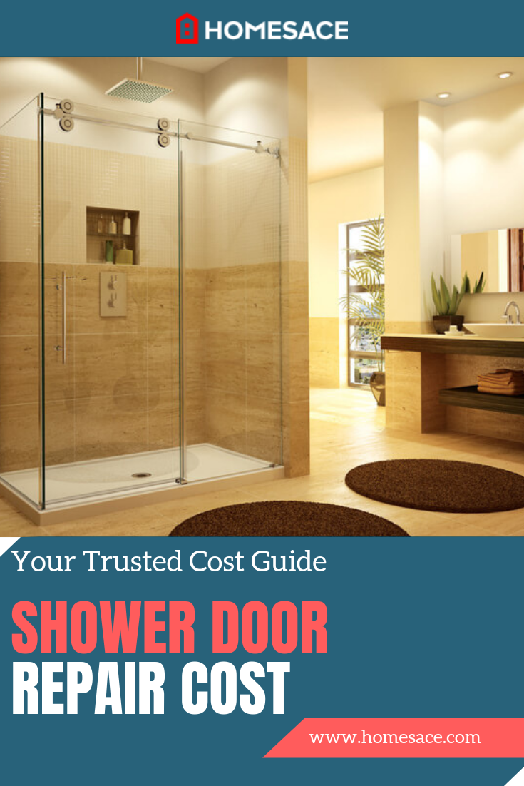 Cost To Repair A Shower Door Estimates Prices