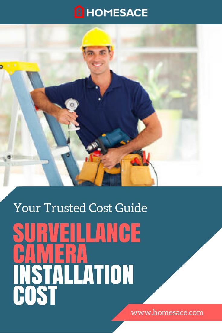 Surveillance Camera Installation Cost