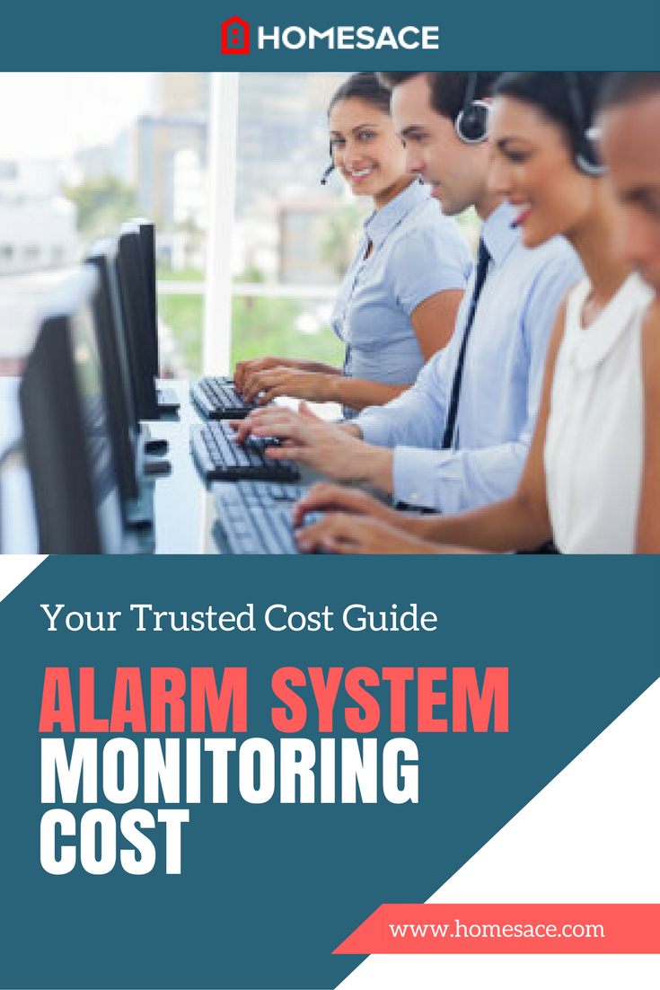Alarm System Monitoring Cost