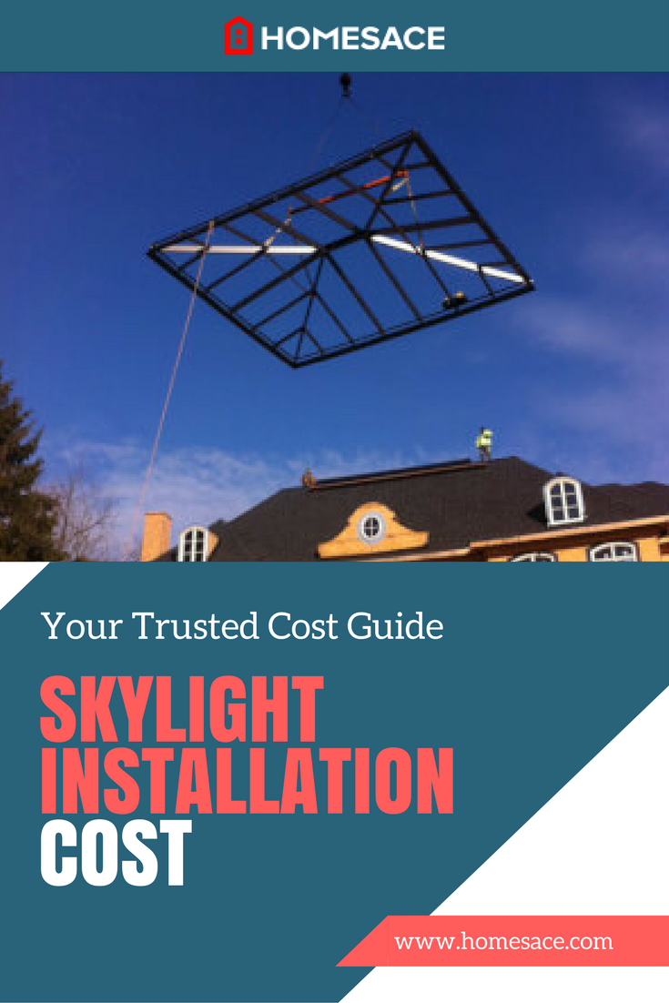 Cost To Install A Skylight Estimates Prices