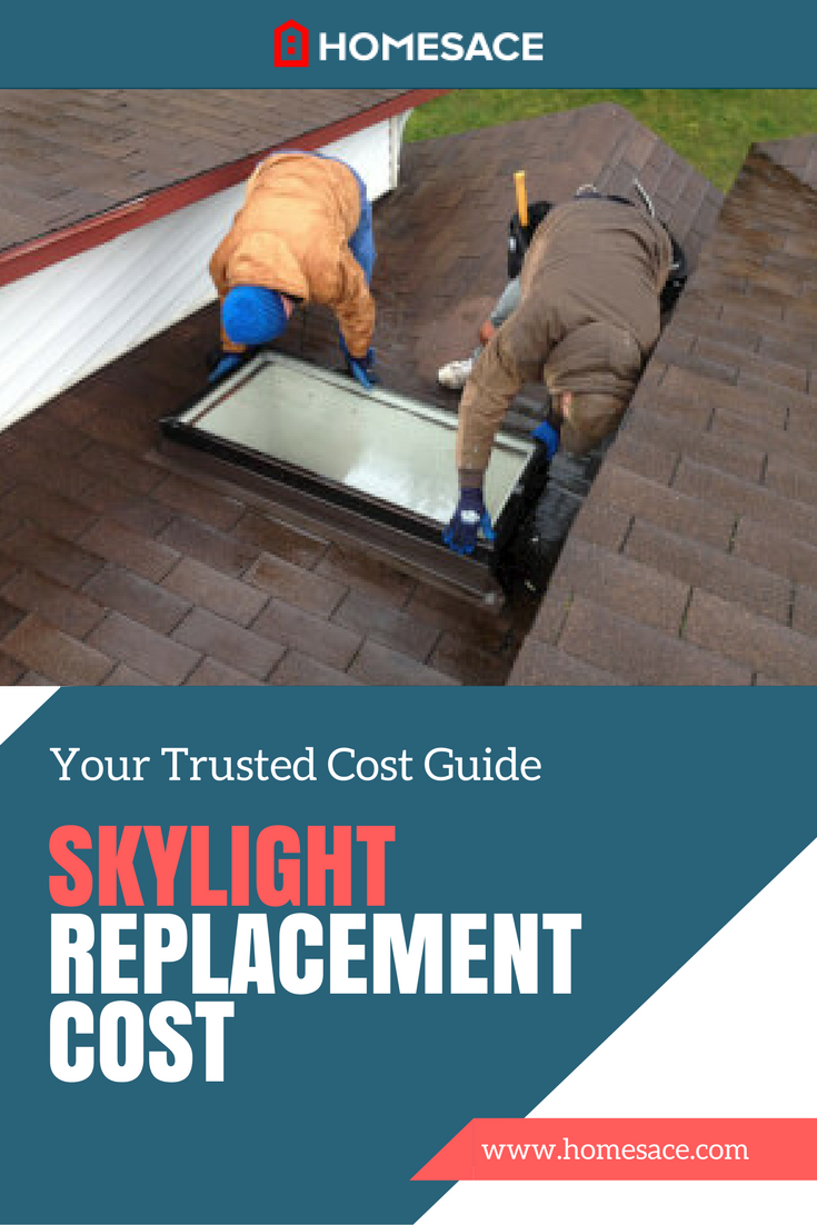 Cost To Replace A Skylight Estimates Prices