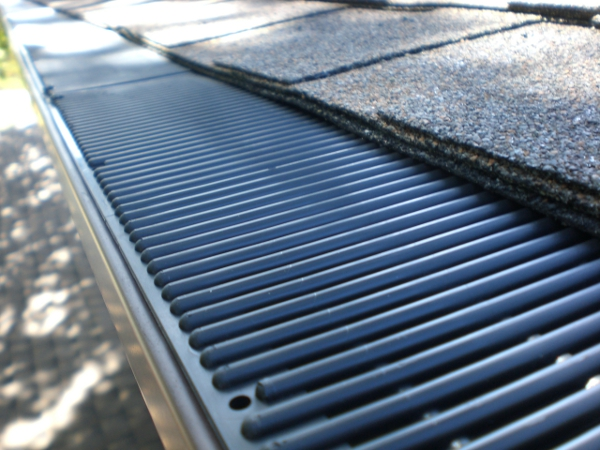 Gutter Cover Installation