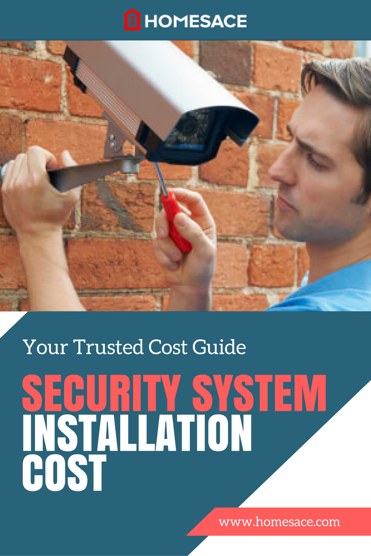 Security System Installation Cost