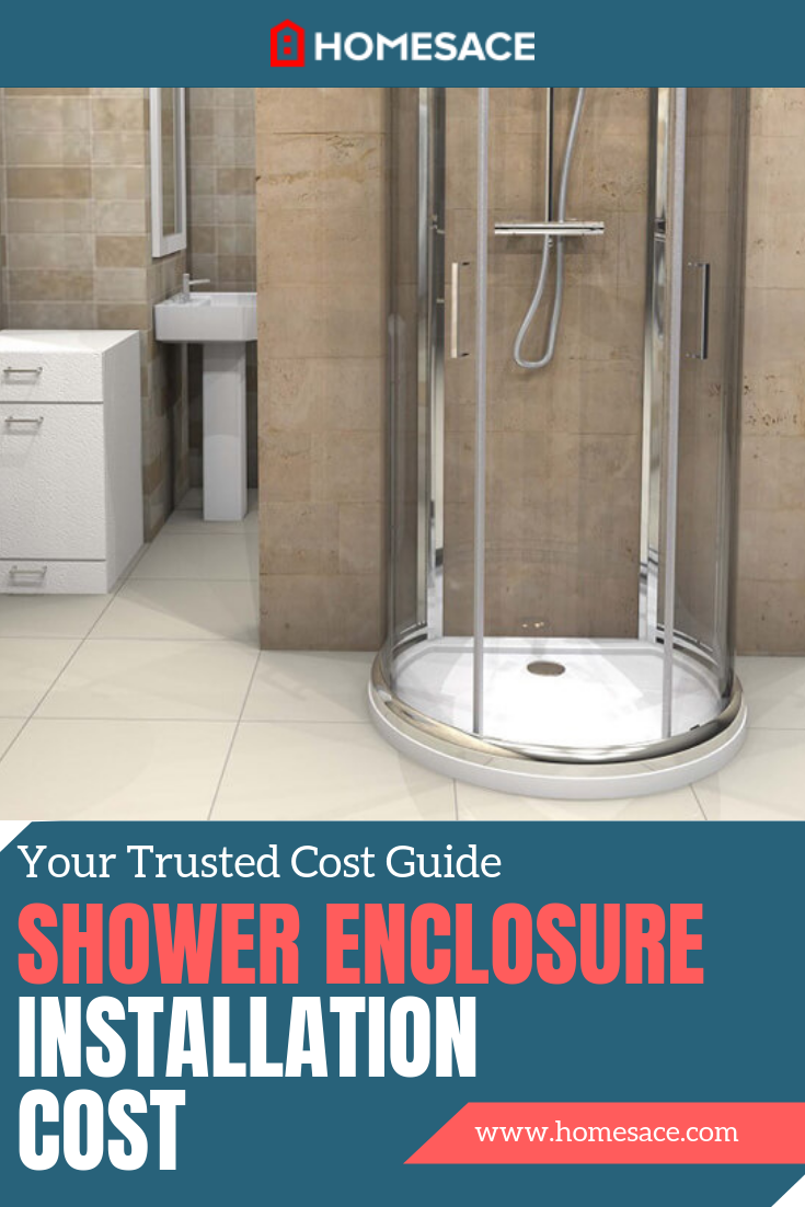 Shower Enclosure Installation Cost