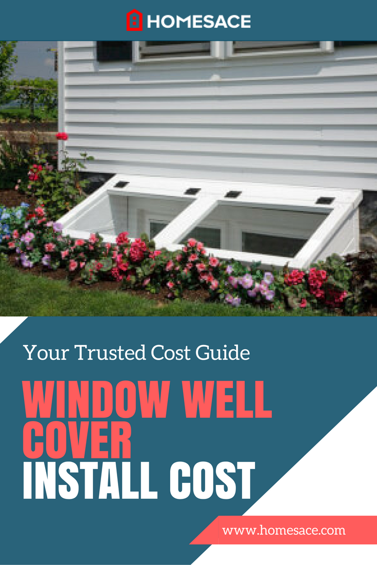 Cost To Install A Window Well Cover Estimates Prices