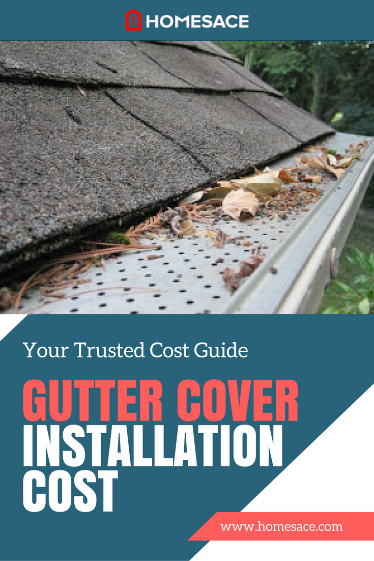 Gutter Cover Installation Cost