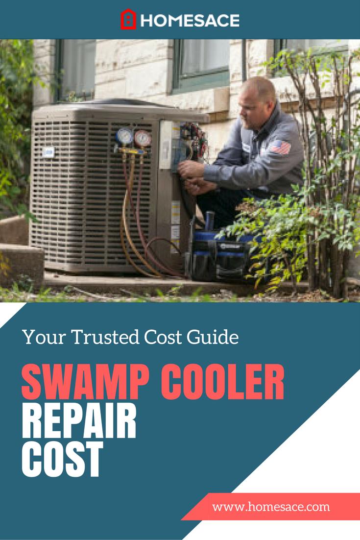 Cost To Repair A Swamp Cooler Estimates Prices