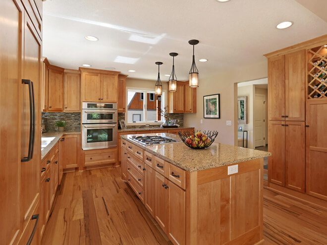 Cost to build custom cabinets estimates prices for Custom home construction cost