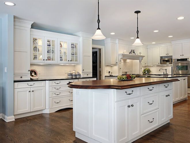 Cost To Remodel A Kitchen Estimates Prices Contractors HomesAce - Estimated cost to remodel kitchen