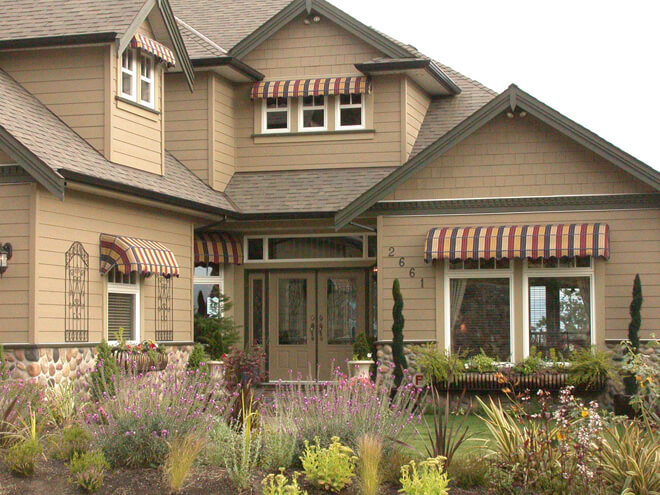 Cost Of Fabric Awnings Estimates Prices Amp Contractors