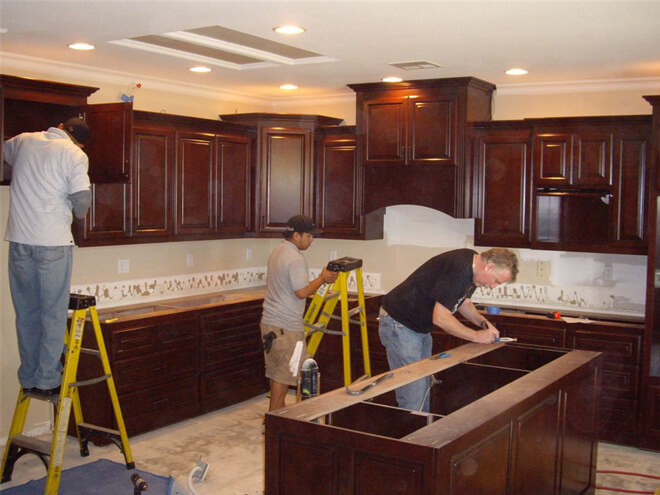 cabinet installation estimates prices contractors homesace rh homesace com cost of ikea kitchen cabinet installation cost of cabinet installation per box