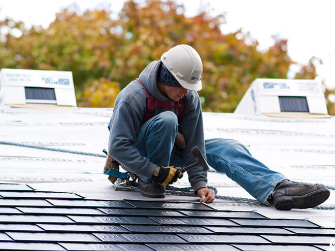 Roof Installation Cost