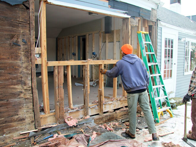 Repair Timber Framing Cost