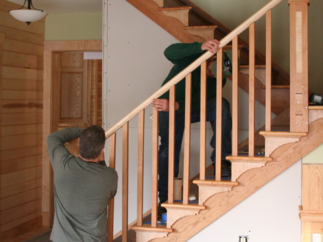Stair Railing Installation Cost