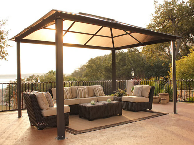 Cost To Repair A Metal Patio Cover Estimates Prices