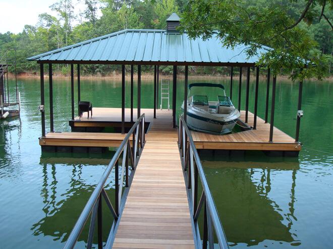 Dock Repair Cost
