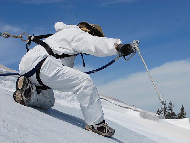Foam Roof Repair Cost