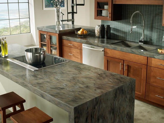 Cost To Install A Solid Surface Countertop Estimates