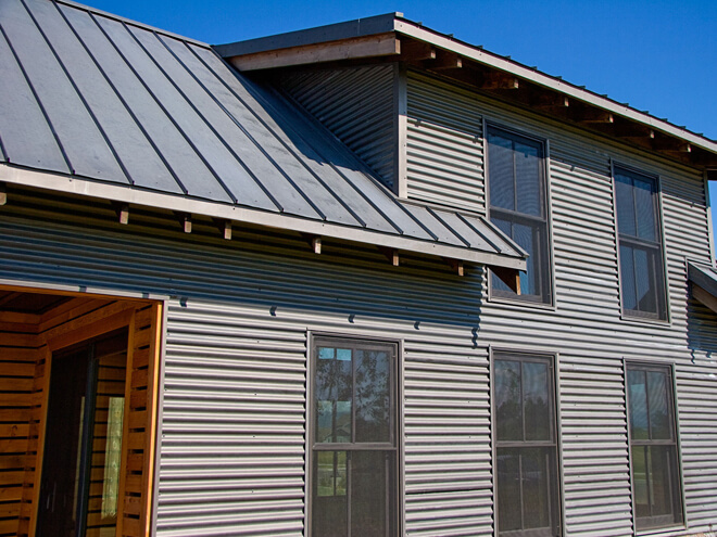 Cost To Install Metal Siding Estimates Prices Amp Contractors Homesace