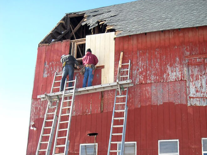 Barn Repair Cost