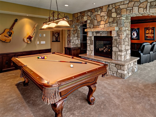 Basement Remodeling Cost & Cost To Remodel a Basement - Estimates Prices u0026 Contractors - HomesAce