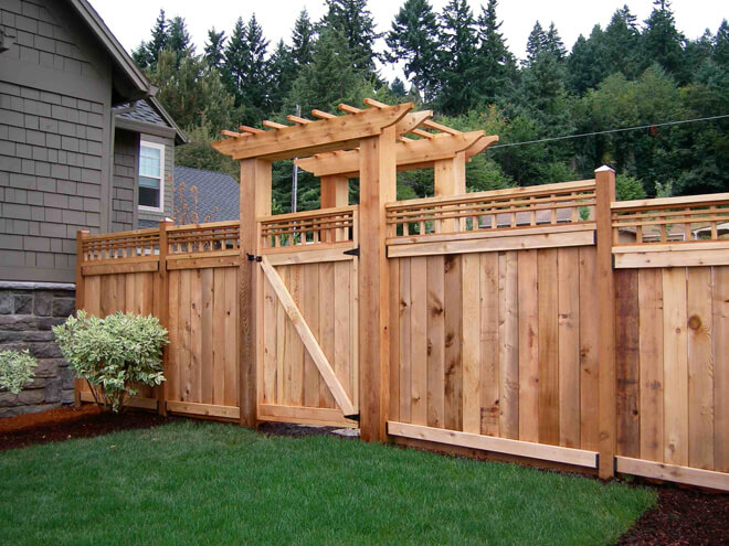 Cost To Repair A Wood Fence Estimates Prices