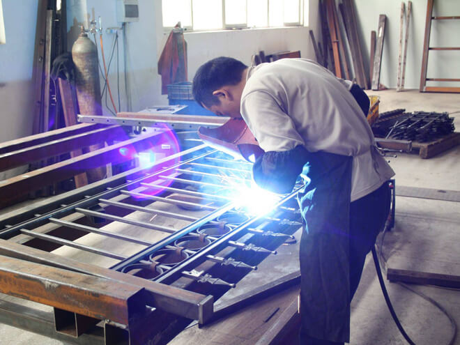 Cost Of Wrought Iron Fence Welding Estimates Prices