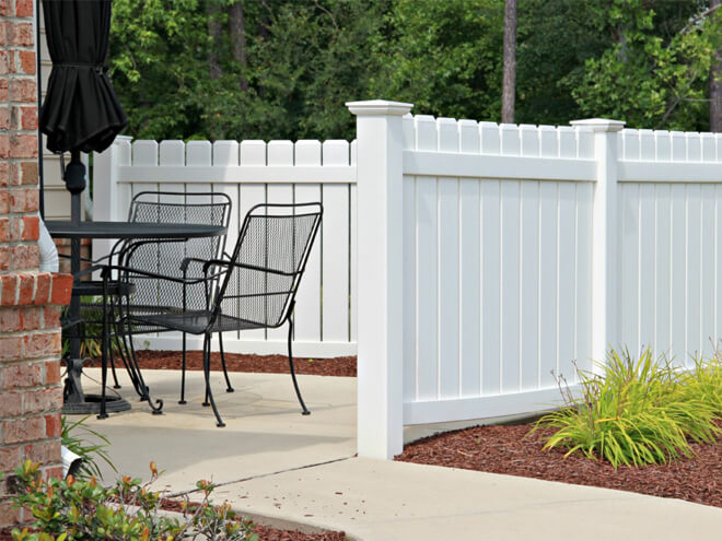 Cost To Install Pvc Fencing Estimates Prices