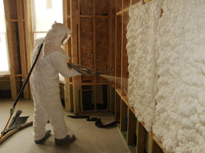 Cost Of Spray Foam Insulation Estimates Prices