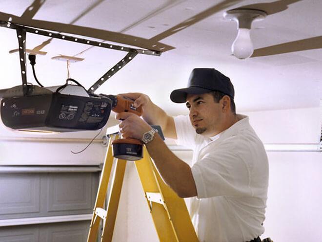 Cost To Adjust A Garage Door Opener Estimates Prices