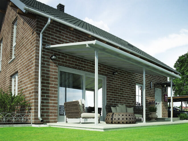 Metal Patio Covers Cost - Cost To Install Metal Patio Covers - Estimates, Prices & Contractors